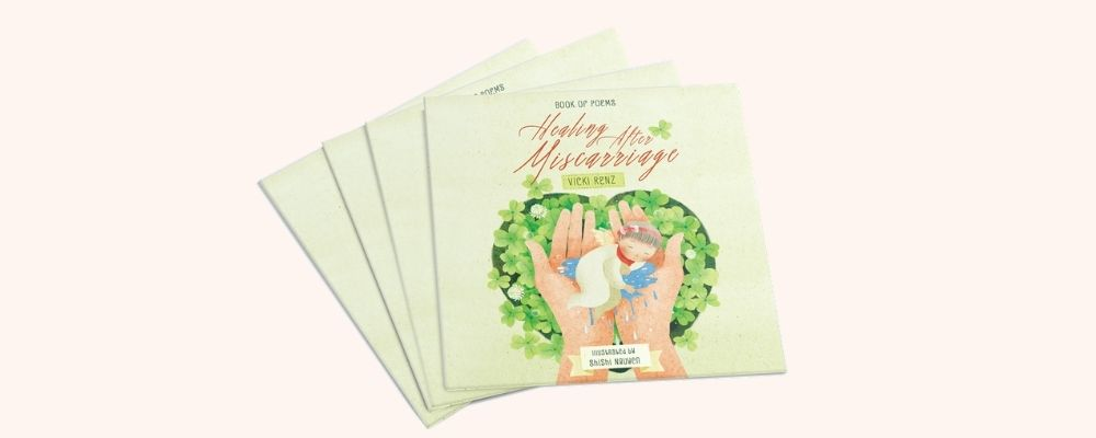 Healing After Miscarriage Book Launch