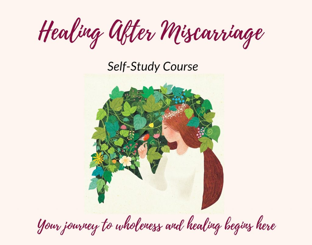 Healing After Miscarriage Course