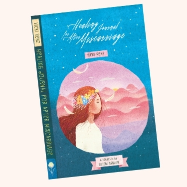 Healing Journal for After Miscarriage