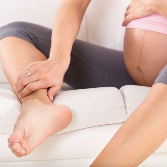Foot pain pregnancy