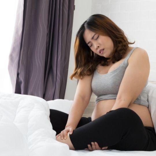Leg Cramps Pregnancy