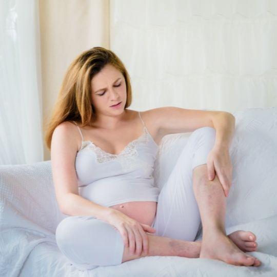 Sore feet pregnancy