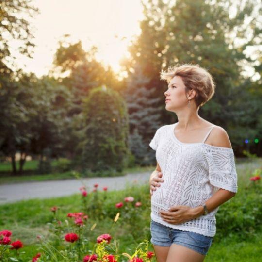 Feel energised during pregnancy