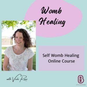 Womb Healing Online Program